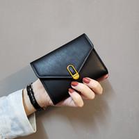 Vento Marea с короткими женскими кошельками маленький тонкий роскошный кошелек 2020 новая мода искусственная кожа женское кошелек дизайнер денежный мешок держатель карты
