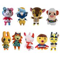 La collection! Les animaux en peluche amis poupées mei ling poupée jack poupée jolie peluche jouets autour de la peluche peluche