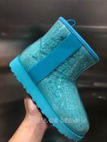 boots women 2020 أستراليا wgg الأسترالي التمهيد الأحذية النسائيةأوغ]ugglis0 الثلوج في فصل الشتاء شبشب بوتاس australianas الفراء نصف الأحذية ساخنة جديدة 60Cd #