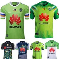 20-21 Rugby Canberra Raider Jerseys قمصان Sezer Hinganabbey Horsburgh Lui Guler Soliola Murchie Tapine Wighton Croer Men Sport