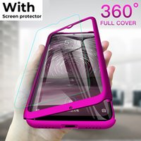 360 Degree Case For Xiaomi 5X 6X 8 Lite 9 SE A3 9T Phone She...