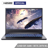 HASE M7-E6S3 Laptop für Gaming (AMD RYZEN 5 3600 + RTX2070 8G / 16 GB RAM / 512G SSD / 15.6''144Hz 72% NTSC IPS) Hasee Notebook Computer1