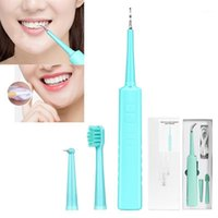 Electric Ultrasonic Sonic Dental Scaler Electric Toothbrush ...