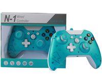 السلكية N-1 Xbox One Controller Gamepad دقيق الإبهام عصا التحكم Gamepad مناسبة ل Xbox One XSX Console المضيف 5 ألوان في الأسهم DHL Fast