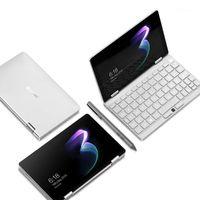 "Ordinateur portable One Netbook Mix 3 Tablet PC 8 ""360YOGA Notebook IPS Intel Core M3-8100Y 8GB + 256GB Backlit Clavier de clavier digital Imagedition1"