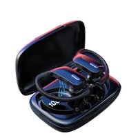 Наушники TWS Wireless Bluetooth Наушники Спортивные наушники Спортивные наушники Gaming Headsets LED Power Display Music Наушники Наушники с микрофоном