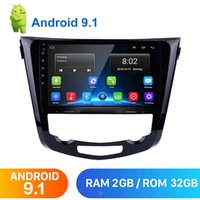 "2G + 32G 2.5D 10,1 ""Android 9.1 Auto Multimedia-Player GPS-Navigation für 2014 - 2020 Qashqai X-Trail 2Din Car Radio Stereo1"