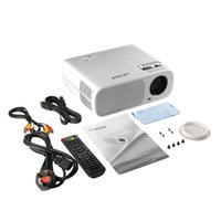 Video Projector 2600 LM Home Cinema Theater Support 1080P HD...