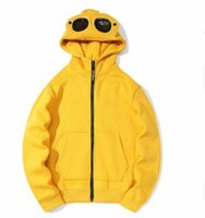 2021 뉴 망원 디자이너 후드 티 코트 19SS 회사 패션 탑스 여성을위한 긴 소매 겨울 자켓 남성 아시아 크기