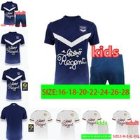 2021 2020 новый Girodins de Bordeaux футболка 2021 Mailoot de Fep Brand S.kalu Kamano Benito De Oudin мужская базовая футболка