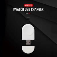 المحمولة الذكية USB المغناطيسي شاحن لاسلكي لأبل ووتش السلامة الشحن السريع حوض لiWatch 1 2 3 4