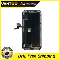 Display Premium Incell per iPhone X LCD Touch Screen Repair Pannelli Part Digitizer Completa la sostituzione del montaggio