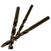 Forets de cobalt 15pcs pour le bois en métal Work Work M35 HSS CO Steel SHANK 1,5-10MM Twist Foret Bit P SQCZUW TOYS2010
