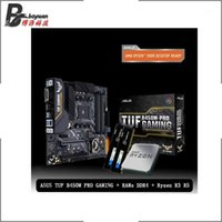 AMD Ryzen 3 3100 R3 3300X Ryzen 5 R5 2600 R5 3600 3400G + ASUS A320M-K / TUF B450M Pro Gaming + Puumeitou DDR4 2666 МГц ОЗУ1