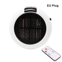 Calentador de ventilador para el hogar 900W Mini calentador eléctrico Calefacción eléctrica Calefacción eléctrica Aire de aire caliente ventilador de oficina Calentadores de aire Handy Calentador de aire