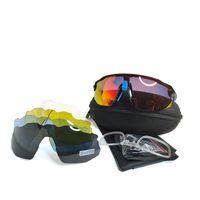 Novo estilo ciclismo óculos de sol esporte óculos de pescar óculos de pesca óculos de ciclismo óculos 9442 homens ciclismo óculos qualidade superior