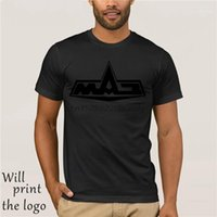 MAZ Truck Man T- Shirt Raglan Sleeve Tops Tees New Car Brand ...