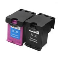 301 baskı mürekkep kartuşu siyah için uyumlu 301 301XL deskjet 1000 1050 2050 3000 30501