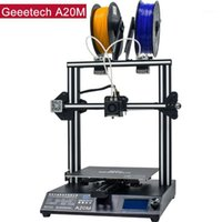 Impressoras Geeetech A20m Impressora 3D Mix-Color-Color 255x255x255mm Tamanho de impressão Apoio quebra-retomando recurso WiFi Connection1