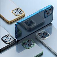 Чехол для телефона 2020 для iPhone 12 11 Mini Pro Max XS XR 8 7 PLUS Samsung S20 TPU защитный противоударный чехол для чехла