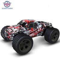 2. Rock Driving Big Control Remote Modelo Off-Road Vehicle Toy Wltoys RC Car Drift LJ201209