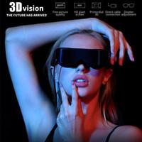 Gözlük 2021 EST Satış 3D Akıllı Full HD Sanal Video Dijital Film Oyunları için Dijital