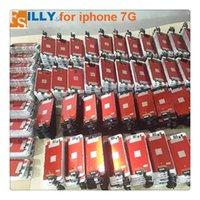 100% OEM Original LCD-scherm Touch Digitizer voor iPhone 7 7G 7 Plus reparatiescherm Vervanging Gratis verzending DHL