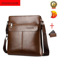 Bolso Hombre Maleta Sac Luxe Sacoche Homme Porte-documents Cuir Portable Messenger Lo Mas Vendido Business Avocat Bureau Sacs pour Men1