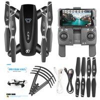 DRONE 4K HD Cámara GPS DRONE DRONE 5G WIFI FPV 1080P Sin señal Retorno RC Helicopter vuelo 20 minutos Drone con cámara Nueva llegada