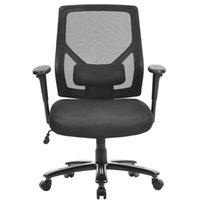EE. UU. Muebles de muebles para el hogar Sillas de malla de oficina con soporte lumbar y reposabrazos ajustables altura Silla de escritorio ajustable.