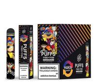 Switch a penna vape usa e getta Haka 2200 Pigné 1100 + 1100 soffioni 2-in-1 Doppio sapori Starter Kit Bang Pro Max Air Bar LUX