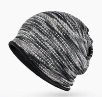 Winter Hats For Women Men Skullies Beanies Turban Hat Female...