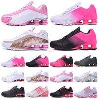 Shox Deliver Avenue 2019 Consegnare 809 scarpe da corsa per le donne degli uomini Triple bianco nero Muticolor Mens CONSEGNARE OZ NZ formatori Sneakers 36-40