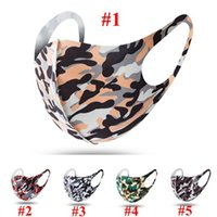 Hot Designer Housekeeping Camouflage And Mask Designer Men D...