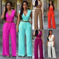 Body Body Femmes Romper Femmes Combinaisons Élégant Body Femme Combinaison Femme Femme Costume Large Jumpsuit Summer Combinaisons Streetwear Streetwear