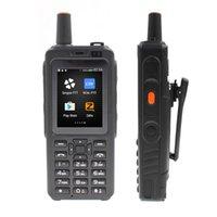 """무전기 Talkie Uniwa F40 Zello Pwalkie 4G 휴대 전화 4000mAh 방수 견고한 2.4 """"터치 스크린 쿼드 코어 안드로이드 스마트 폰"""