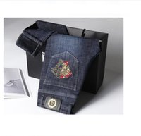 Fashion Designer men Shirts Men' s Jeans Slim Men' s...