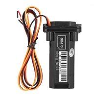 Global GPS Tracker Vattentät Inbyggt Batteri GSM Mini för bil Motorcykel Billiga Fordons Tracking Device Online Software och App1
