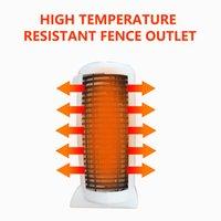 Escritorio de pared doble finalidad portátil Fast calefacción calentador portátil 220v plug-in de personal espacio Calentador # G30 cubierta