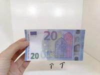 Die neuesten grenzüberschreitenden Produkt-Prop-Währung 20 Euro Kinderspielzeug und Unterrichtsausrüstung Prop Währungsversorgungen2