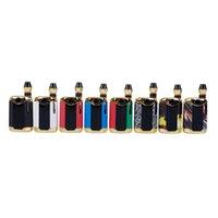 variável original potência Kangvape TH420 V Box Kit 800mAh Pré-aqueça o Battery 0,5 ml Grosso Oil cartucho cerâmico Tanque TH420 Box Mod Starter Kit
