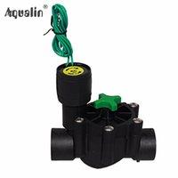 3/4 '' или 1 '' промышленный ирригационный клапан 24 В переменного тока электромагнитных клапанов садового контроллера, используемый в 10469 и 10468 контроллер # 28004 Y200106