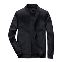 Men's Jackets Thin Coats Slim Trench Male Windbreaker Casual Bomber Jacket Outerwear Mens Brand Clothing Nice Autumn Clothing