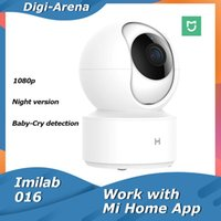 Global Version Mijia App IMILAB Wireless IP Camera 1080P Bab...