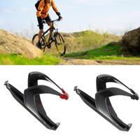 VTT en fibre de carbone Vélo de route Porte-Bouteille Cyclisme Accessoires