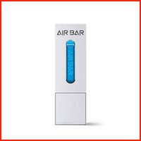 Air Bar Dispositivo monouso con 500Puffs Pod 380mAh Vape Pen Eliminabile E Sigarette Vuoto con codice di sicurezza
