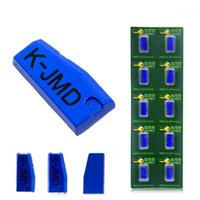Диагностические инструменты JMD King Chip Super Используется для CBay Handy Baby 2 автомобиля Key Programmer Red Chips JMD46 / 48 / 4C / 4D / G / King1