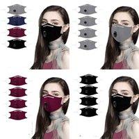 Enchufable PM2.5 Filtro Máscara facial con un respirador Oído Tipo Colgante Lavable Reutilizable Protector de polvo PROTECTORES PROTECTORES ANGULAS DE LA BOJAS 4 39NXA J2