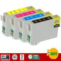 Cartuccia d'inchiostro compatibile per T0731N T0731 Stylus T13 / TX102 Office TX300F / TX550W / TX510FN / TX600FW / TX103 / TX600FW / TX103 / TX113 ecc. 1 cartucce