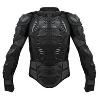 Motorrad Schmutzrad Body Rüstung Schutzausrüstung Brustrückseite Schutzarmschutz Pads für Motocross Skifahren Skating1